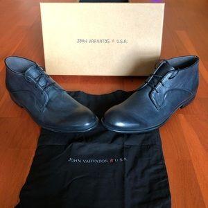 John Varvatos USA Lace-Up Chukka Boots